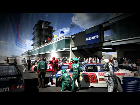 Gran Turismo 5 - Trailer - E3 2008