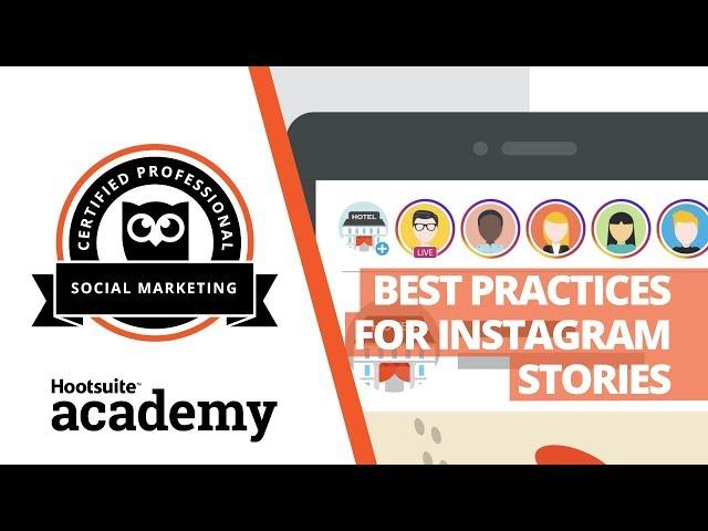 Best Practices for Instagram Stories