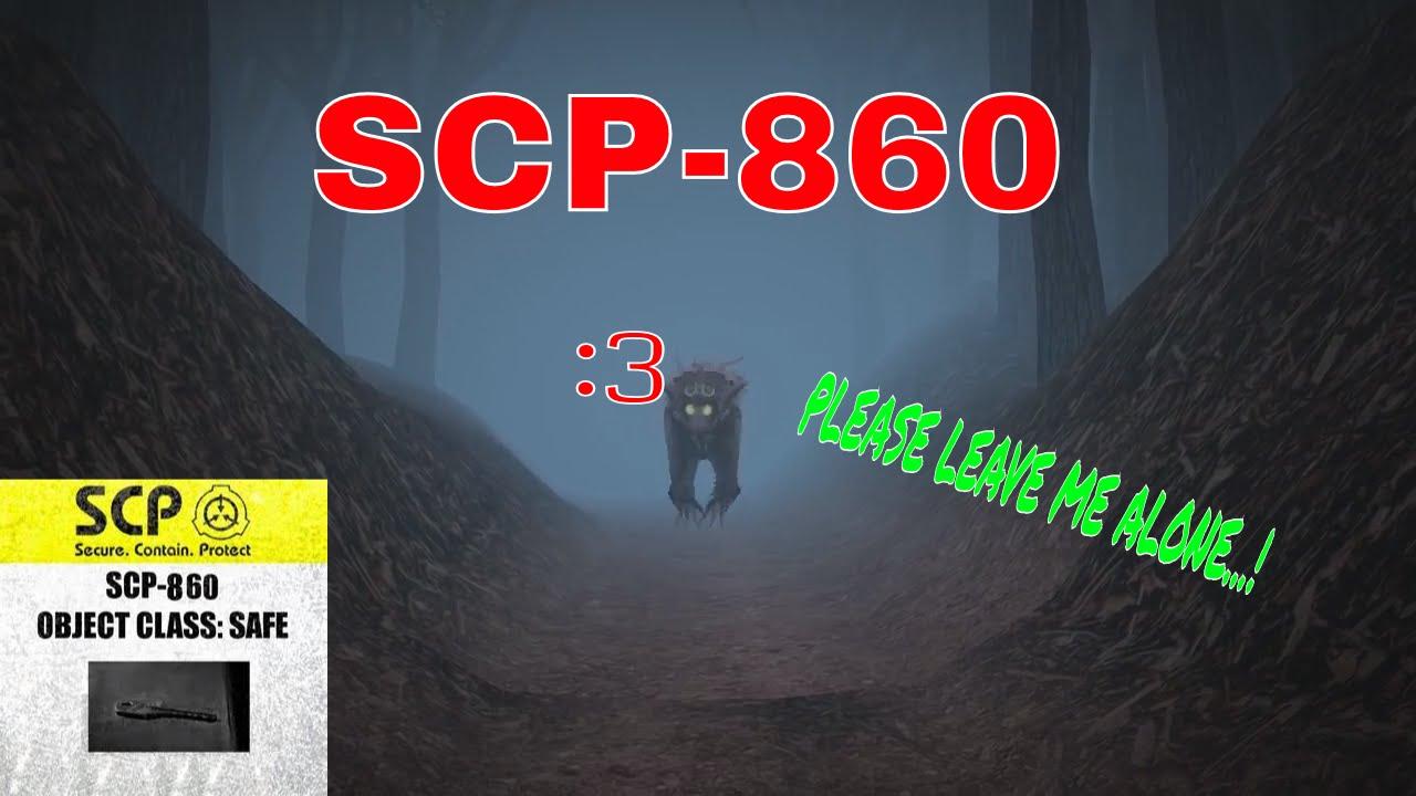 SCP-860 (SCP: Containment Breach) - YouTube