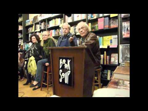 SCOTTY BOWERS at FULL SERVICE Book Signing 2.29.12 Part 2: Walter Pidgeon