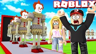 "BUDUIJ W'ASNY PENNYWISE TYCOON W ROBLOX! (Roblox ""TO 2"" Tycoon) Vito i Bella"