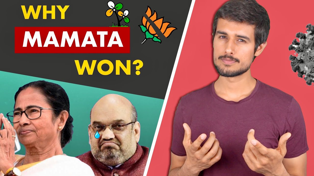 Mamata Banerjee Wins | West Bengal Results | COVID Crisis | Dhruv Rathee