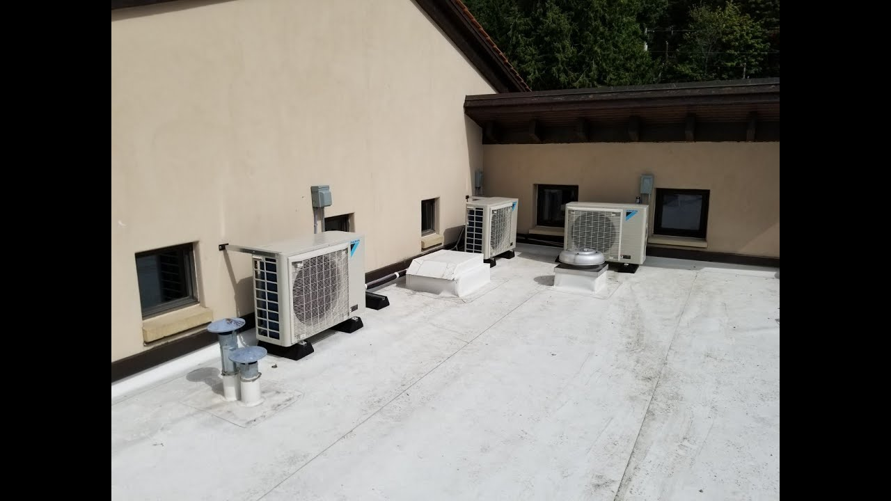 3 Daikin Fit Air Conditioners (3 Ton), Furnaces and 5 Zones - Installed and  Running FULL BLAST!