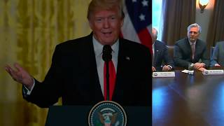 president trump live