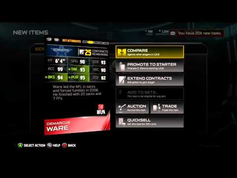 Madden 15 Ultimate Team :: We Snagged 99 UL Demarcus Ware! ::-XBOX ONE Madden 15 Ultimate Team