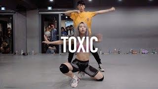 Toxic - Britney Spears / Mina Myoung X Gosh Choreography