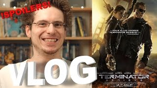 Vlog - Terminator Genisys (Spoilers)