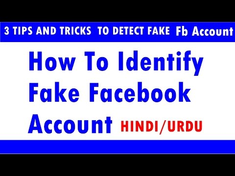 how to spot fake accounts on dating sites