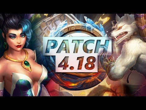 SMITE Patch 4.18 Journey To Asgard Patch Notes