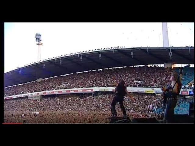 Iron Maiden live in Gothenburg 2005