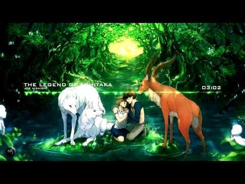 Joe Hisaishi  The Legend of Ashitaka Princesse Mononoké