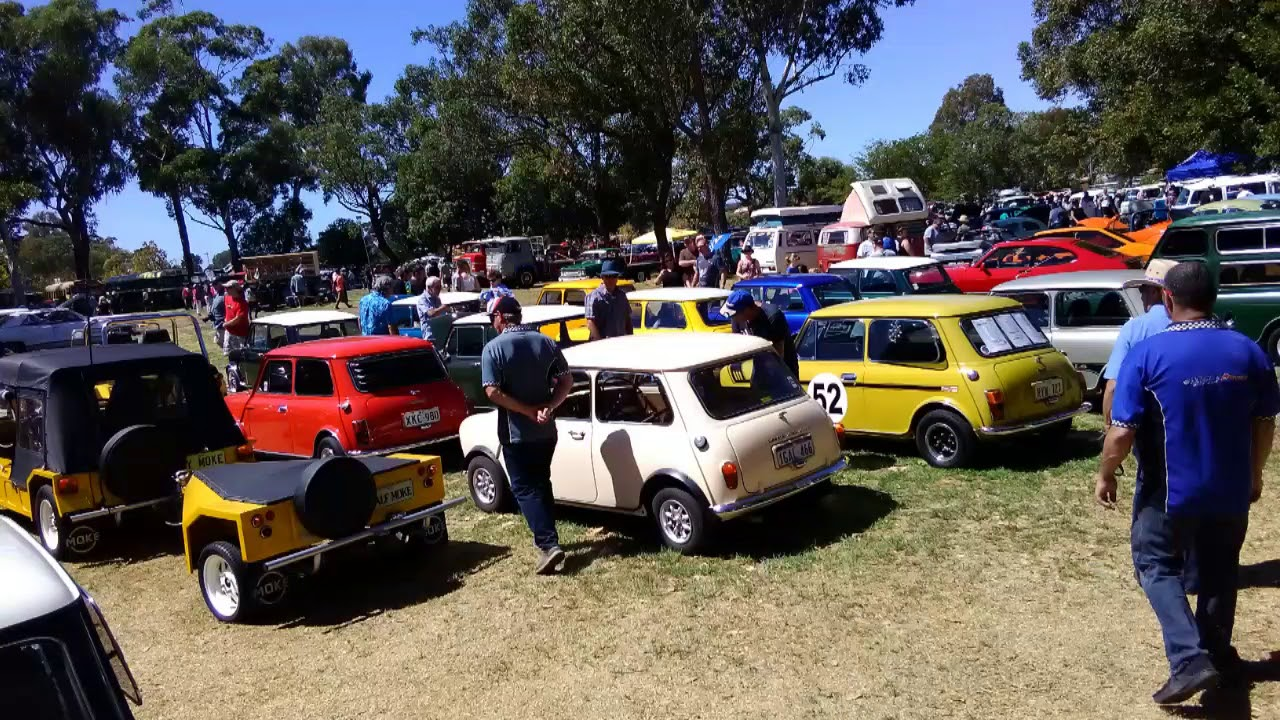 PERTH CLASSIC CAR SHOW MARCH 18th 2018 - YouTube