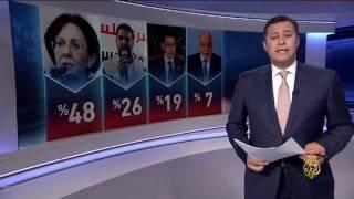 سباق الأخبار-ريما خلف وهجوم المعارضة على دمشق