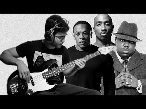 10 Amazing Rap/Hiphop Basslines