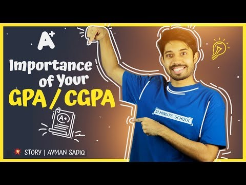 Importance of Your GPA & CGPA Explained