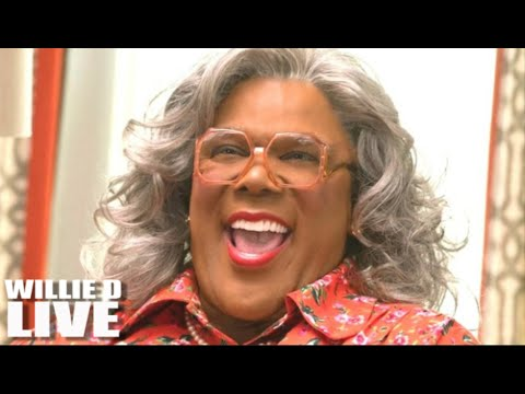 Tyler Perry Says Madea's Coming Back Because 'We Need to Laugh'