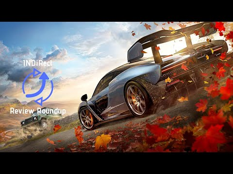 Forza Horizon 4 Review Roundup