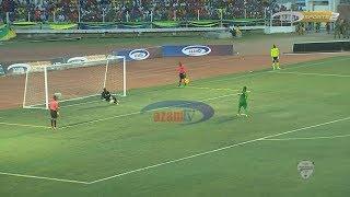 Shuhudia mikwaju ya penati iliyoitupa Yanga nje ya Mapinduzi Cup (URA vs YANGA)