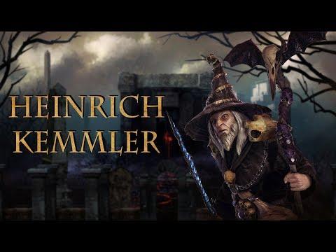 Heinrich Kemmler, the Lichemaster