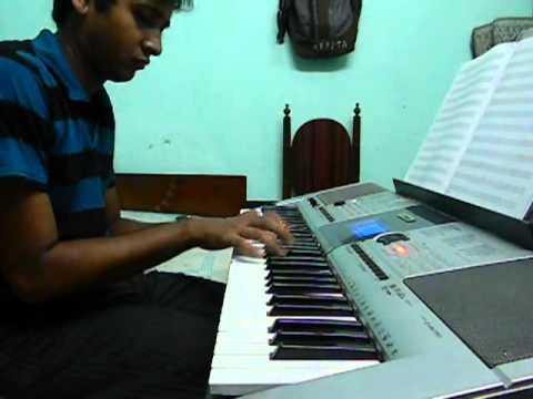 Kuch kam from Dostana piano By Arnab