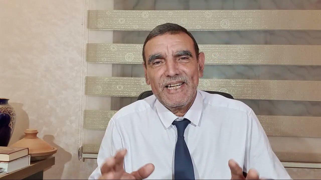 المباشر 8 مع الدكتور محمد فائد حول التغذية العربية كعامل قوي لصحة جيدة