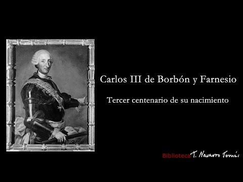 Carlos III de Borbón y Farnesio