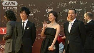 上海の国際映画祭で、日本映画「鍵泥棒のメソッド」が最優秀脚本賞を受...