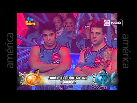 Rafael Retó A Sebastián Lizarzaburu - Esto Es Guerra - 02-07-2015