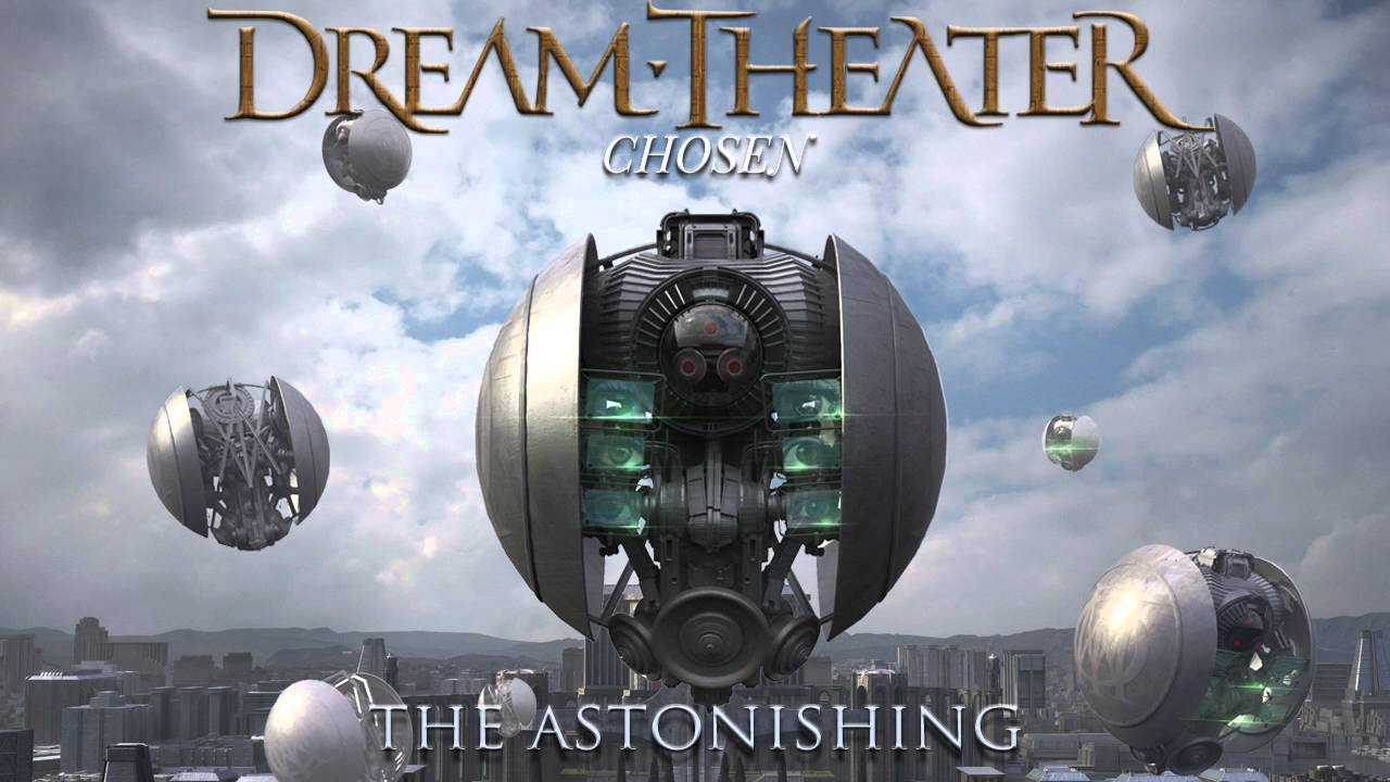Dream Theater - Chosen (Audio)