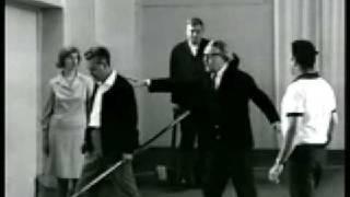Wieland Wagner probt den Ring 1965  - Das Rheingold