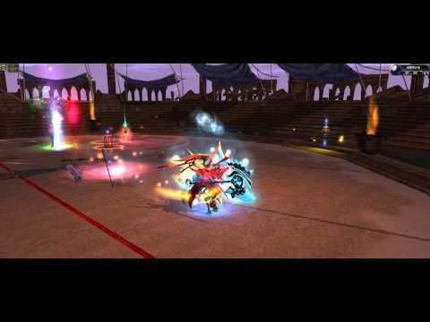 A18 Staff summoner vs. Azure knight 2015(4/5)~~  dekaron 2015 05 17 13 54 38 629
