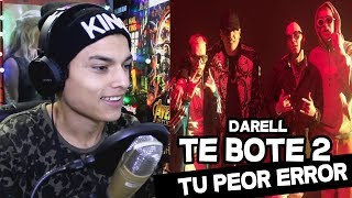 Te Bote Remix 2 Darell Tu Peor Error Reaccion.mp3