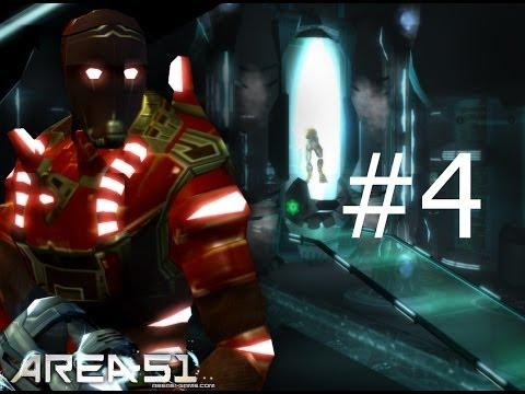 Area 51 #4 Cambios internos siendo uno de ellos