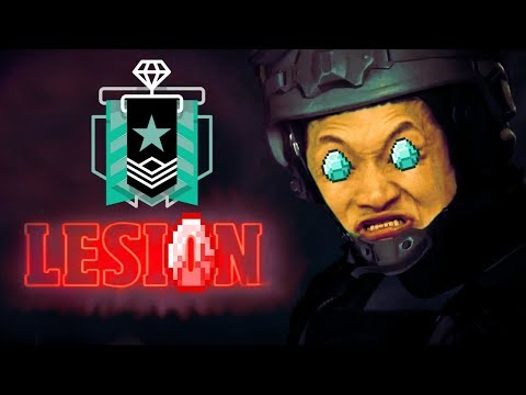Rainbow Six Siege: Diamond Lesion