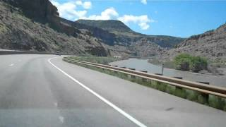 glenwood springs co to grand junction co on us route 6