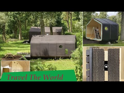 The £27k cardboard houses that can be built in one day  – Travel Guide vs Booking