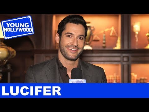 Lucifer Cast: Which Co-Star Would You Have Dinner With?
