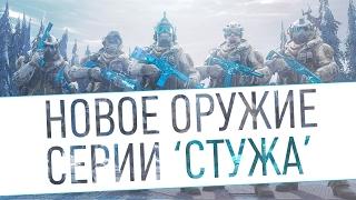 "Warface - Оружие серии ""Стужа"""