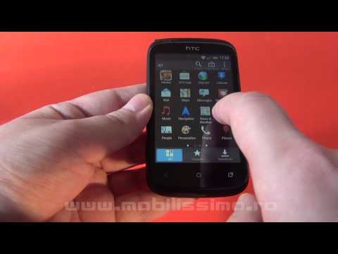 HTC Desire C review Full HD in limba romana - Mobilissimo TV