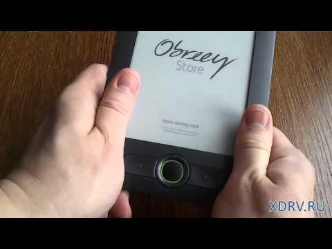 Видеообзор PocketBook Basic New 613 (XDRV.RU)