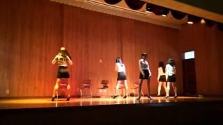 [Full] 김유정 짧은치마 학교축제 공연 직캠