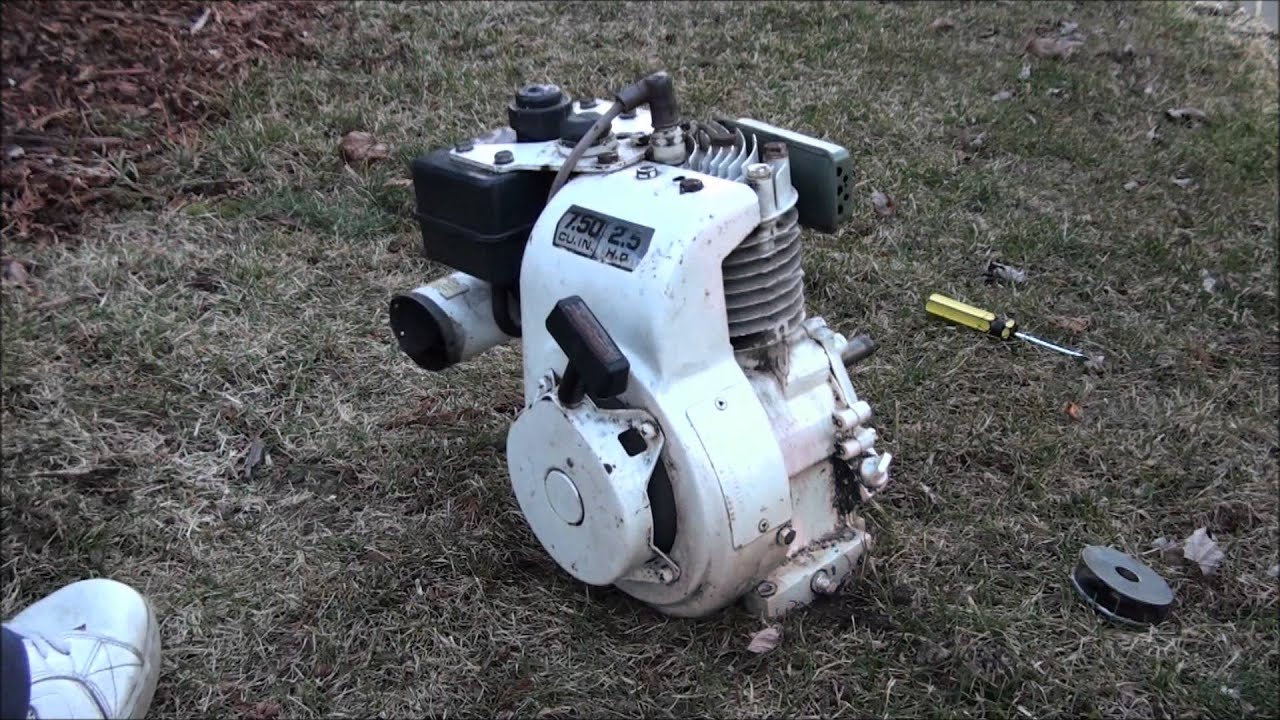 i have tecumseh 3 5 hp on mtd 24 snowblower [ 1280 x 720 Pixel ]