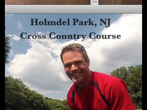 Holmdel, Park, Cross Country, Course Tour, on a GoPro