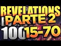 REVELATIONS [PARTE 2][15-70] ROAD TO ROUND 100! By XeviX