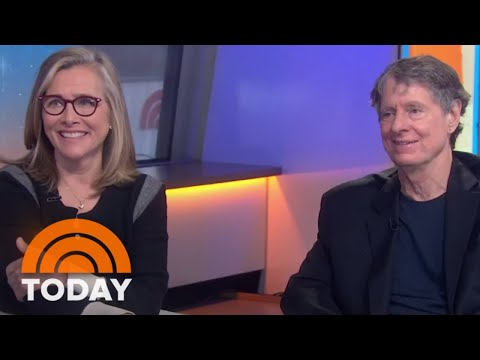 Meredith Vieira And Richard Cohen Talk About 'Chasing Hope' For MS | TODAY