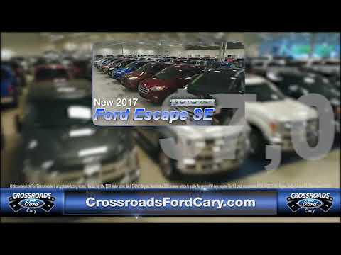 Crossroads Ford Cary 90 Days Cont Cars 11 21 17