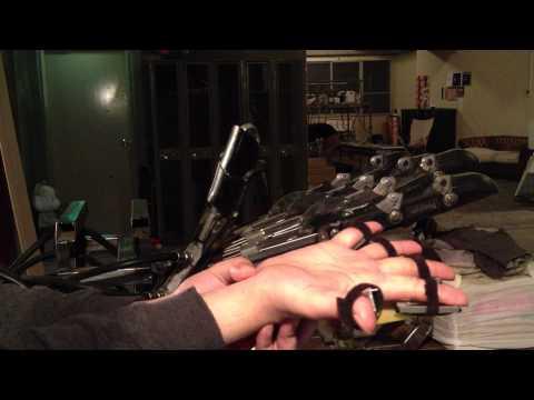 120509 【クラタス】手の動きに連動させるテスト【V-Sido】