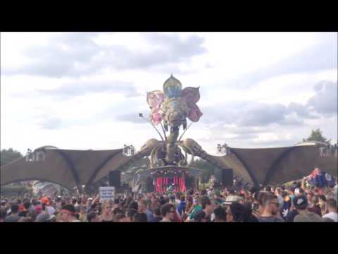 Klingande live This Girl at Tomorrowland 2016 [Full HD]