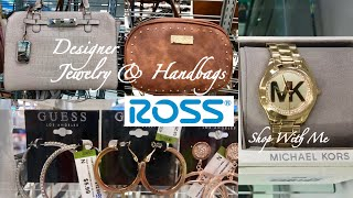 Ross Dress For Less Shop With Me Designer Handbags & Jewelry PURSE SHOPPING