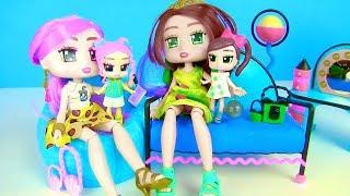 35 Невероятных Сюрпризов! Dress Up Эксклюзивные куклы БОКСИ ГЕРЛЗ BOXY GIRLS #DOLLS Мультик одевалки